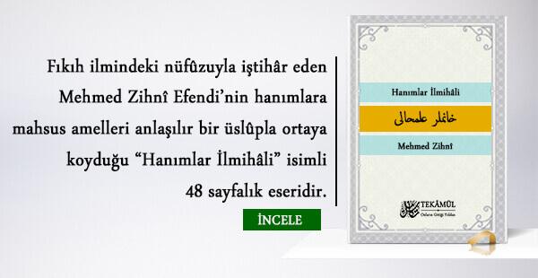 Hanımlar İlmihâli – Mehmed Zihnî